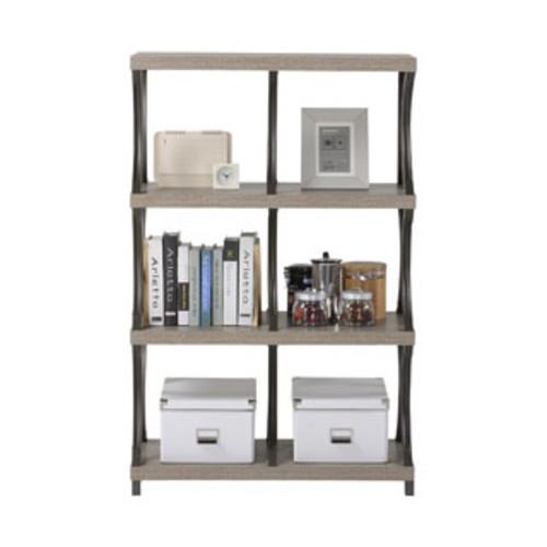 Homestar 4-shelf Bookcase