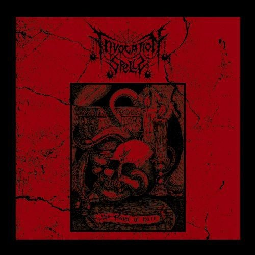 The Flame of Hate [CD]