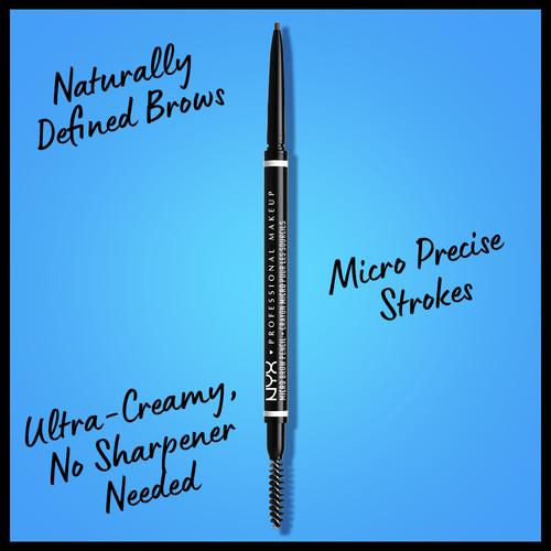 NYX Micro Brow Pencil-MBP01 Taupe
