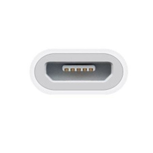 Apple Lightning to Micro USB Adapter MD820AM/A