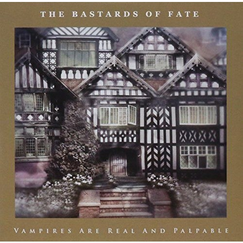 Vampires Are Real and Palpable [CD]