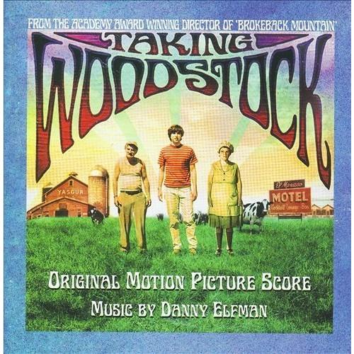 Taking Woodstock [Original Score] [CD]
