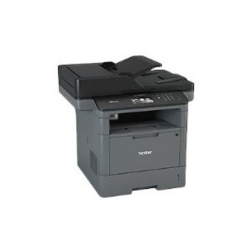 Brother MFC-L5800DW - Multifunction printer - B/W - laser - Legal (8.5 in x 14 in) (original) - A4/Legal (media) - up to 42 ppm (printing) - 300 sheets - 33.6 Kbps - USB 2.0, LAN, Wi-Fi(n), USB host