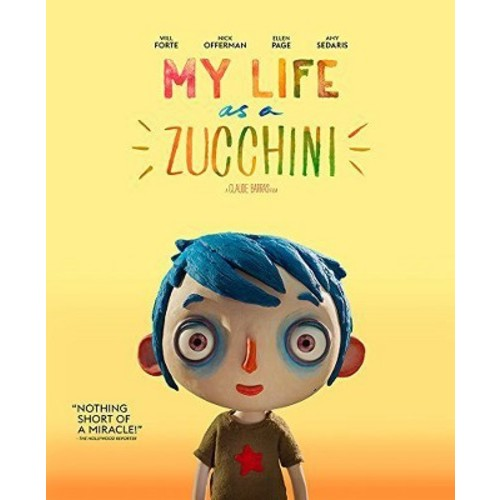 My Life as a Zucchini [DVD]