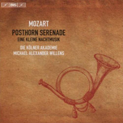 Mozart: Posthorn Serenade; Eine Kleine Nachtmusik