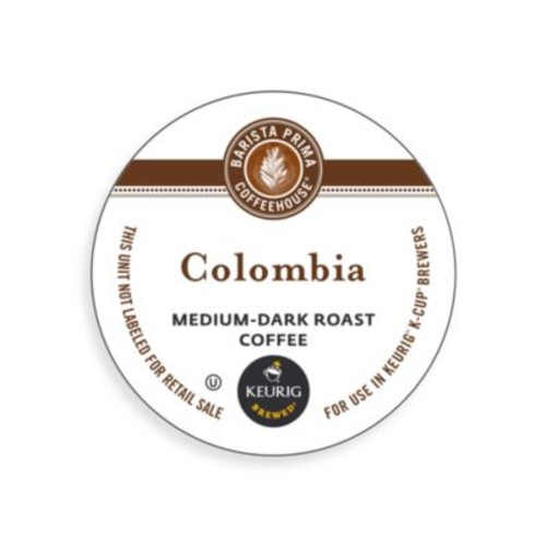 Keurig K-Cup Pack 18-Count Barista Prima Colombia Coffee for Keurig Brewers
