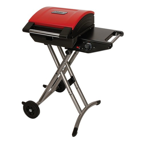 Coleman - NXT Outdoor PortableGas Grill w/ 2.49 kW 1 Sq. ft. Cooking Surface