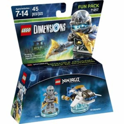 LEGO Dimensions Zane Fun Pack