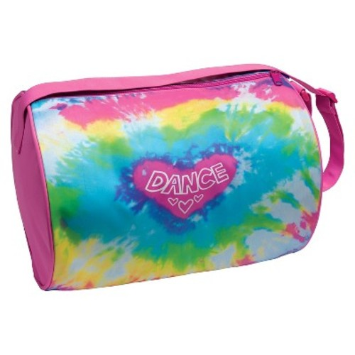 Danshuz Girls' Tie Dye Strap Handbag - Pink