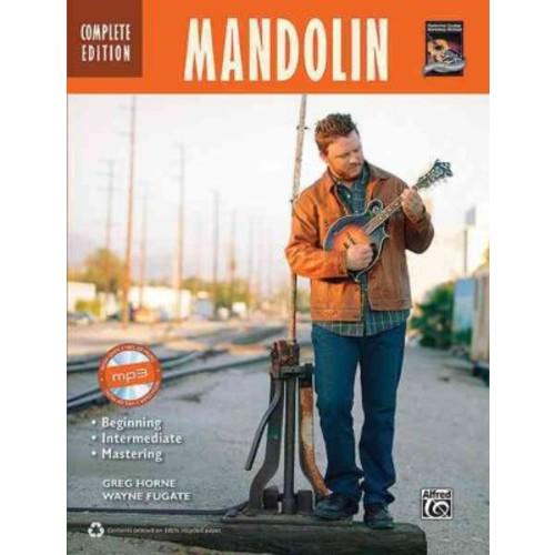 Mandolin Method Complete (Book & MP3 CD) (Complete Method)