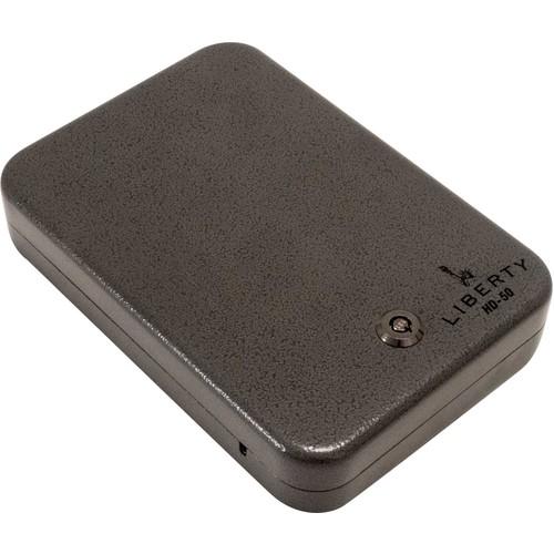 Liberty Safes HD 50 Key Lock Portable Safe