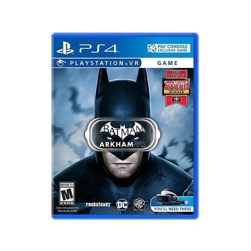 Warner Brothers 1000628897 Batman Arkham VR PlayStation 4