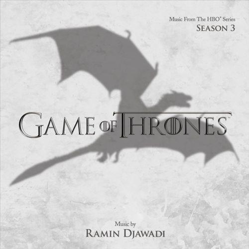 Game of Thrones Season 3 [Original Television Soundtrack] [CD]