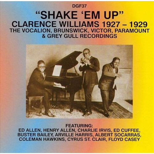 Shake 'Em Up [CD]