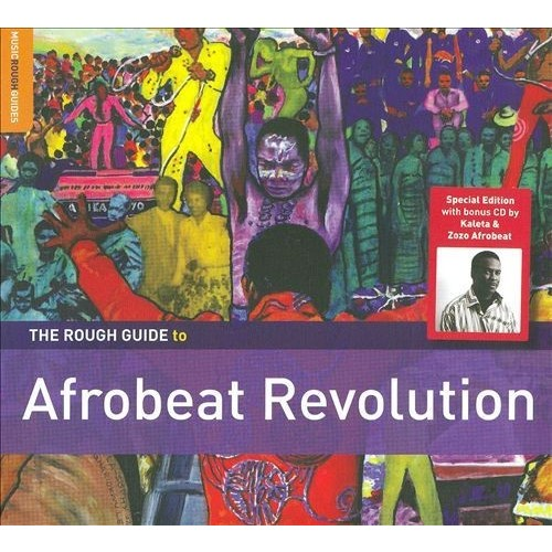 Rough Guide to Afrobeat Revolution [CD]