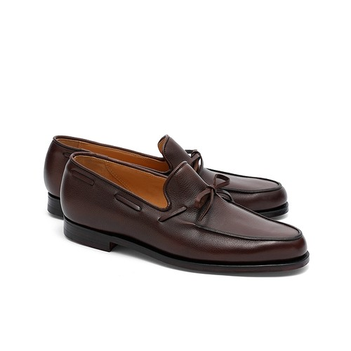 Peal & Co. Lightweight Tie Loafers