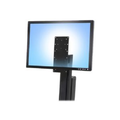 Ergotron Tall-User Kit for WorkFit Single - Mounting component ( pivot, spacer ) - screen size: 6