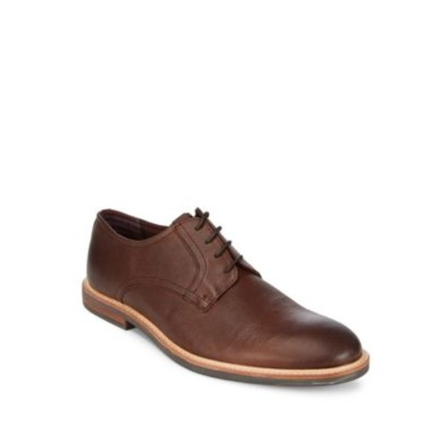 Ben Sherman - Brent Plain Toe Leather Oxfords