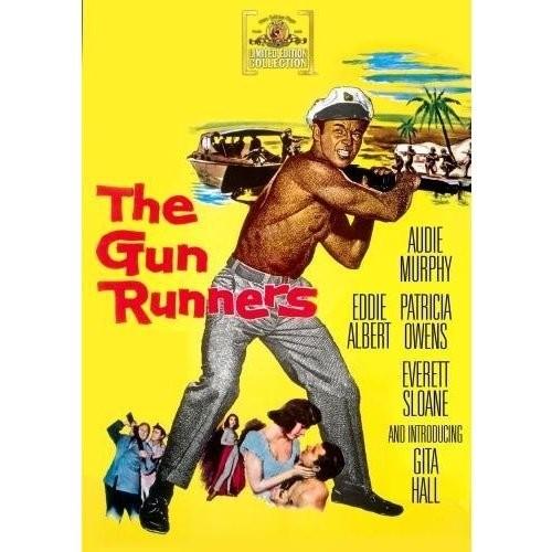 The Gun Runners: Audie Murphy, Eddie Albert, Don Siegel, Clarence Greene, Daniel Mainwaring, Paul Monash: Movies & TV