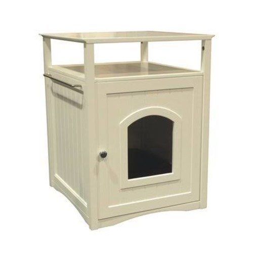 Merry Products Allen Litter Box End Table