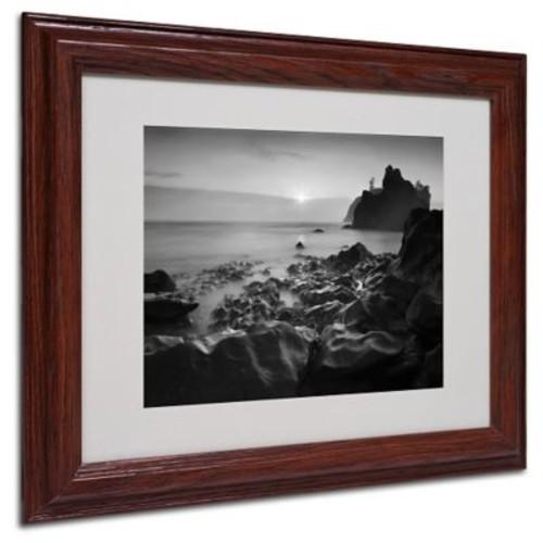 Trademark Fine Art 'Sunset At Ruby Beach' 11