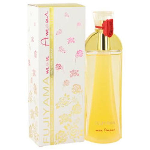 Succes de Paris Eau De Parfum Spray 3.4 Oz Fujiyama Mon Amour Perfume By Succes De Paris For Women