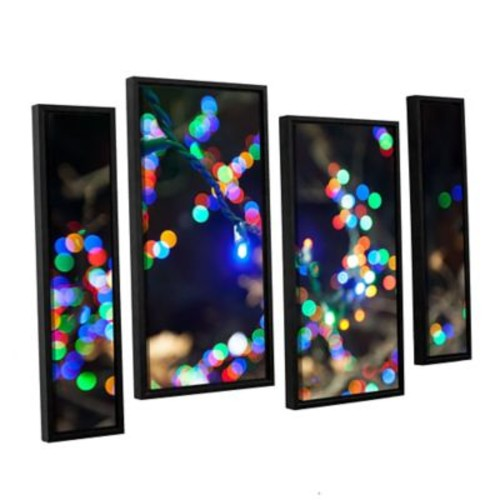 Artwall 'Bokeh 3' Wall Art