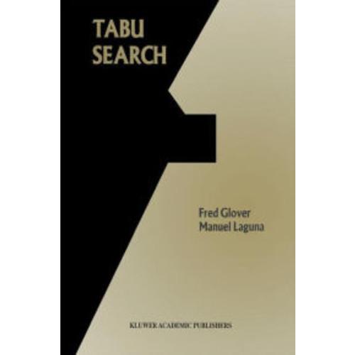 Tabu Search / Edition 1