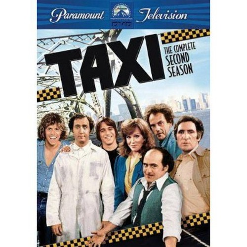 Taxi:Complete second season (DVD)