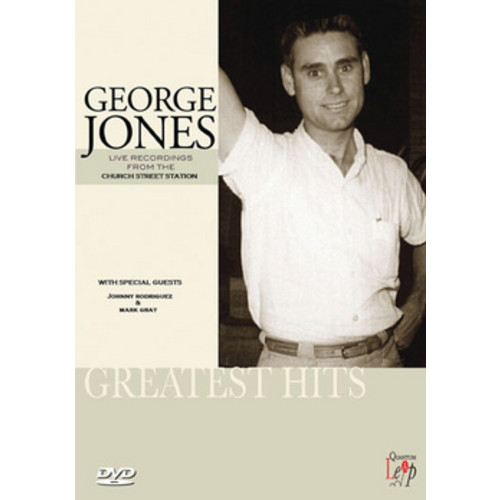 George Jones: Greatest Hits - Live Recordings from the Church Street Station