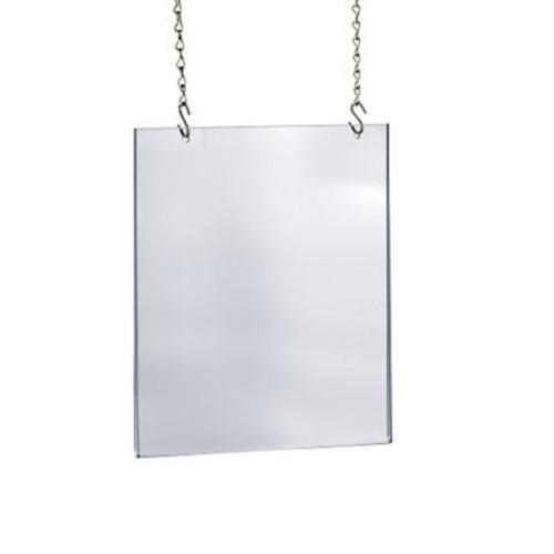 Azar Acrylic Hanging Poster Frame, 28