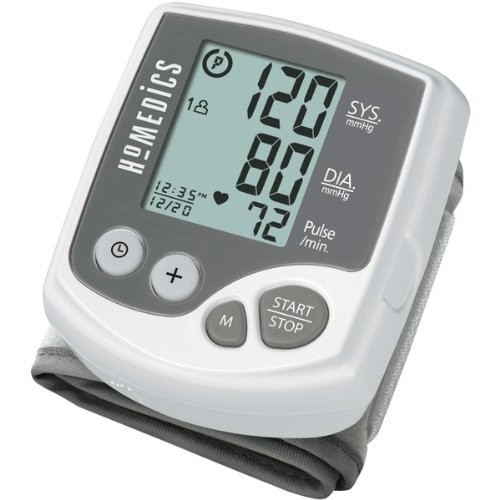 HoMedics BPW-060 Automatic Wrist Blood Pressure Monitor