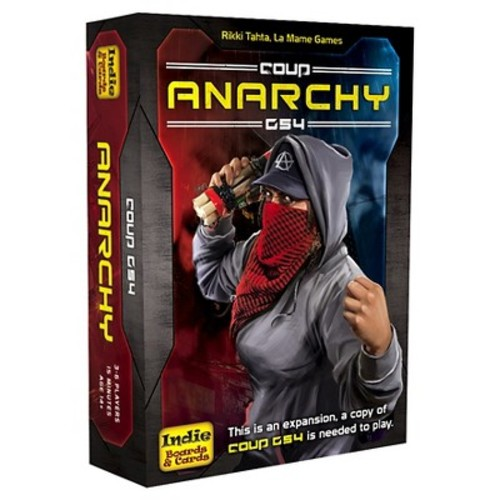 Coup Rebellion G54: Anarchy Expansion Game