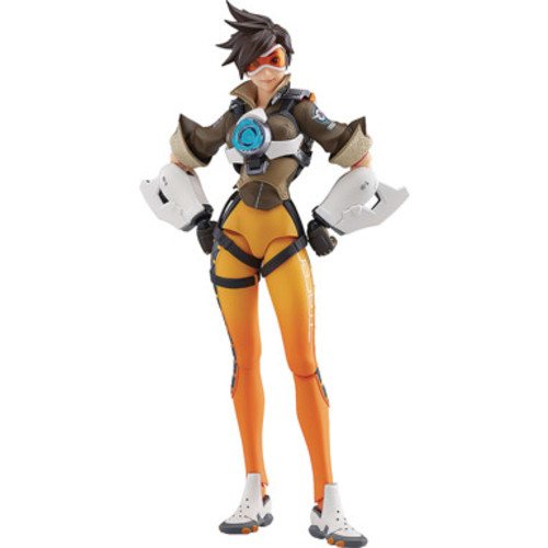 Overwatch Tracer Figma Action Figure