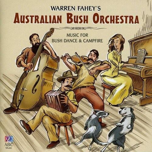 Australian Bush Orchestra [CD]