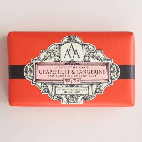AAA Grapefruit and Tangerine Bar Soap