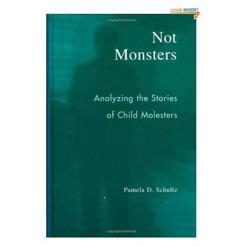 Not Monsters: Analyzing the Stories of Child Molesters