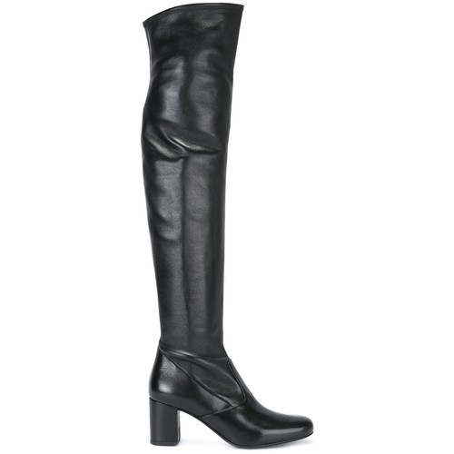 SAINT LAURENT 'Grace' Over-The-Knee Boots