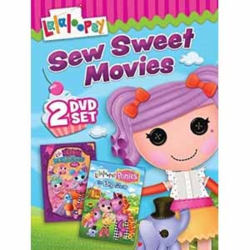 Lalaloopsy Sew Sweet Mov Lgt47826Dvd/Anime