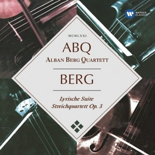 Alban Quartett Berg - Berg:Lyric Suite (CD)