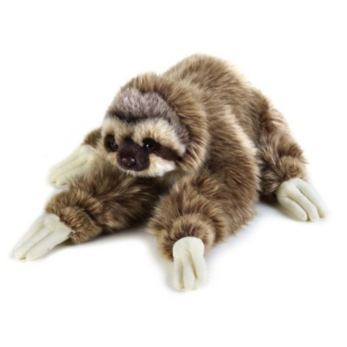 Lelly National Geographic Sloth Hand Puppet
