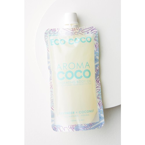 ECOCOCO Aroma Coco Hydrating Body Oil [REGULAR]