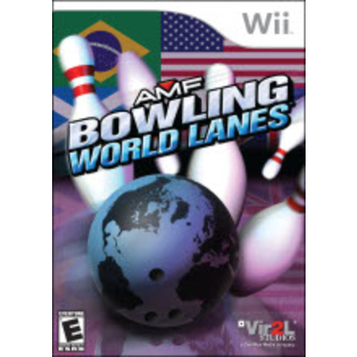 AMF Bowling World Lanes [Pre-Owned]