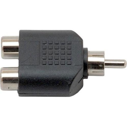 Hosa GRF-398 Analog Audio Adaptor, Dual RCA to RCA GRF398