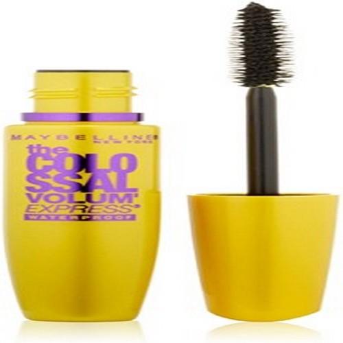 Maybelline New York Maybelline Volum' Express Waterproof Mascara - Glam Black- 2 Pack