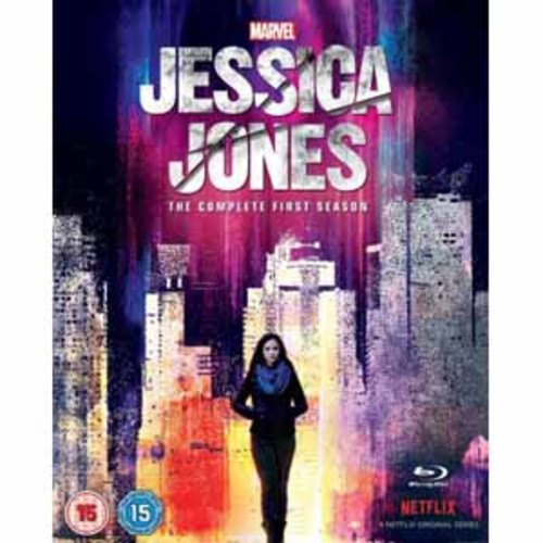 Jessica Jones: Season 1 [Blu-Ray]
