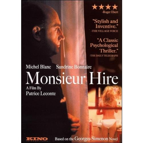 Monsieur Hire [DVD] [1989]