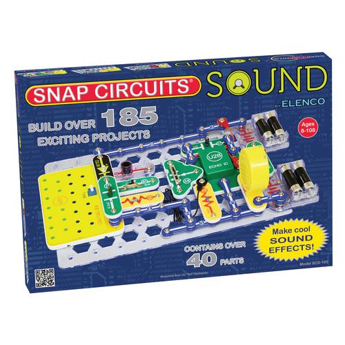 Elenco Electronics Snap Circuits Sound