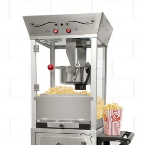 Nostalgia Electrics 6 oz. Kettle Popcorn Cart