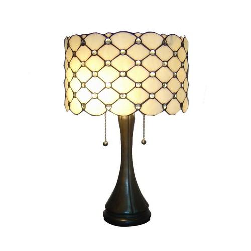 Warehouse of Tiffany Tiffany-style Modern Table Lamp